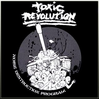ANDROPHAGOUS / TOXIC REVOLUTION - split CD