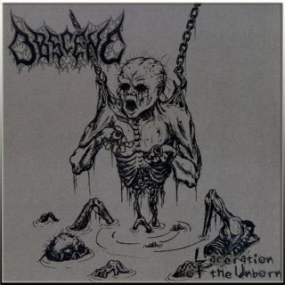 BESTIAL DEVASTATION / OBSCENE - Split CD