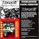 NECRONY - Poserslaughter Classics Remasters CD