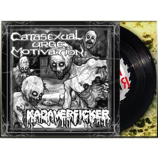 KADAVERFICKER / CATASEXUAL URGE MOTIVATION - Split 7