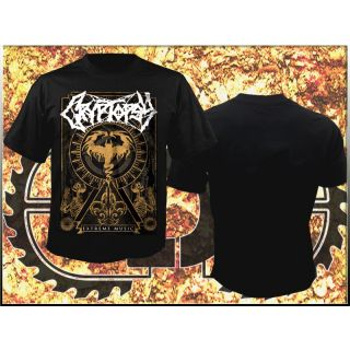 Extreme Music NEW T-Shirt Cryptopsy